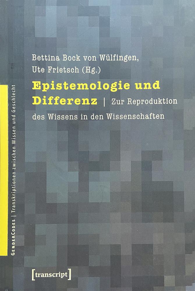 Epistemologie und Differenz.